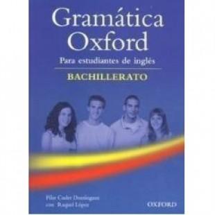 GRAMATICA OXFORD BACHILLERATO CON RESPUESTAS